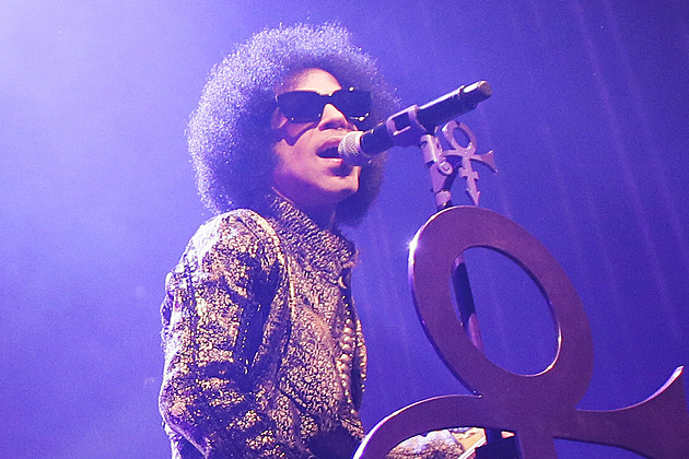 Listen to Prince Rehearse Sign O The Times With His Band in 1987 news