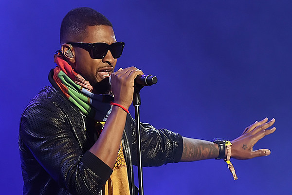 How Usher's '8701' Transcended Himself from Teen Heartthrob to R&B's Leading Man news