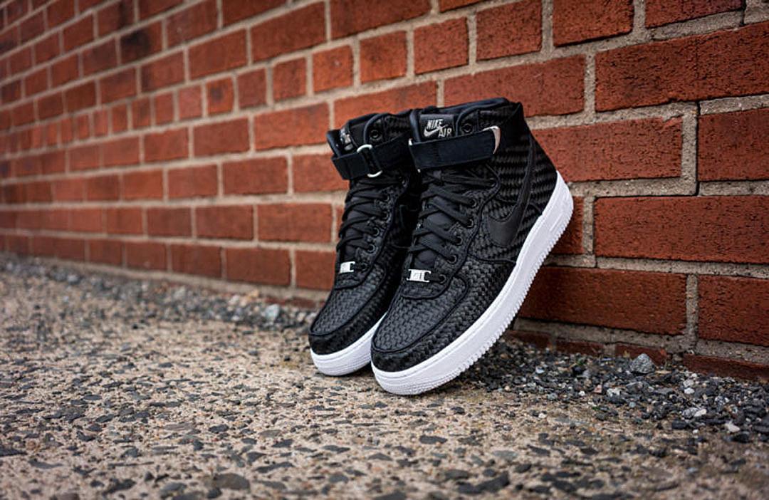 Nike Air Force 1 High Lv8 Black