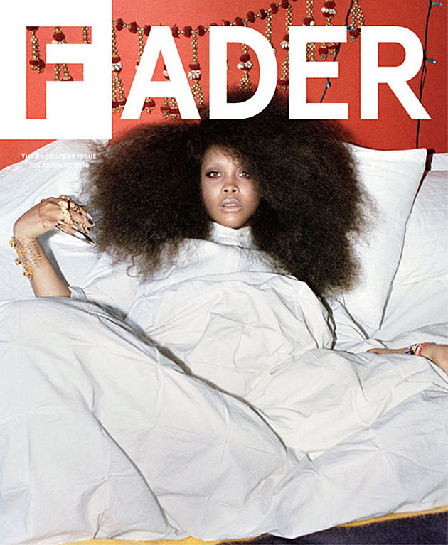 Erykah Badu Says She Will Not Apologize for Twitter Controversy news