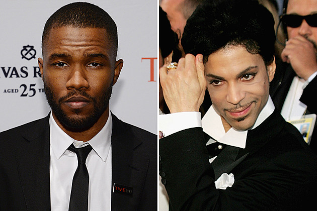 Frank Ocean Thanks Prince for Making Him Feel Comfortable With His Sexuality news