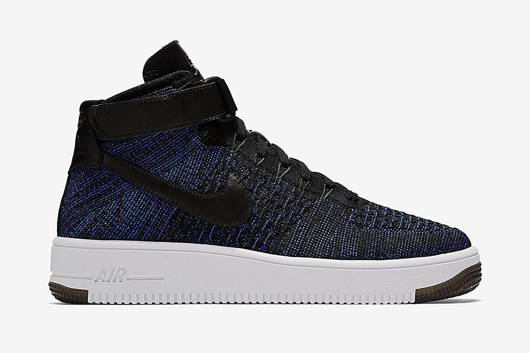 nike air force 1 mid flyknit. Black Bedroom Furniture Sets. Home Design Ideas