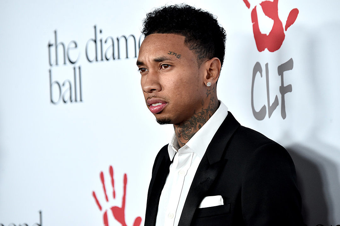 Tyga Ignores the Slander, Doubles Down on Tupac Being a Father Figure to Him news