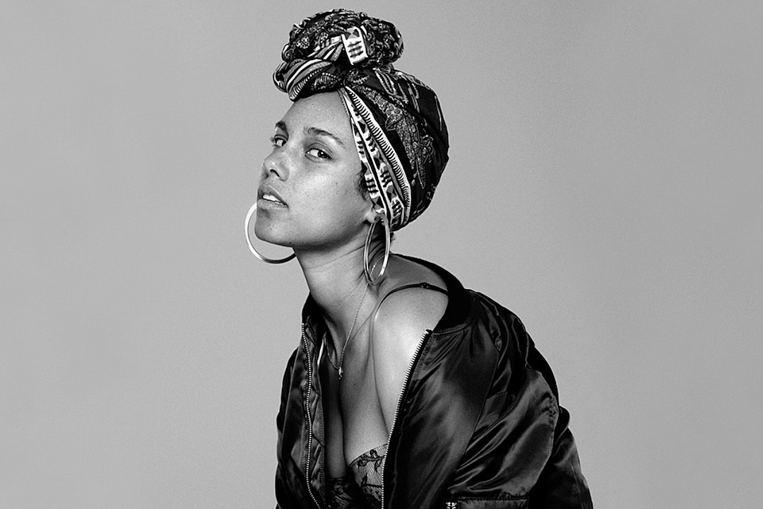 Alicia Keys Drops 'In Common' Her First Single in Four Years Alicia Keys