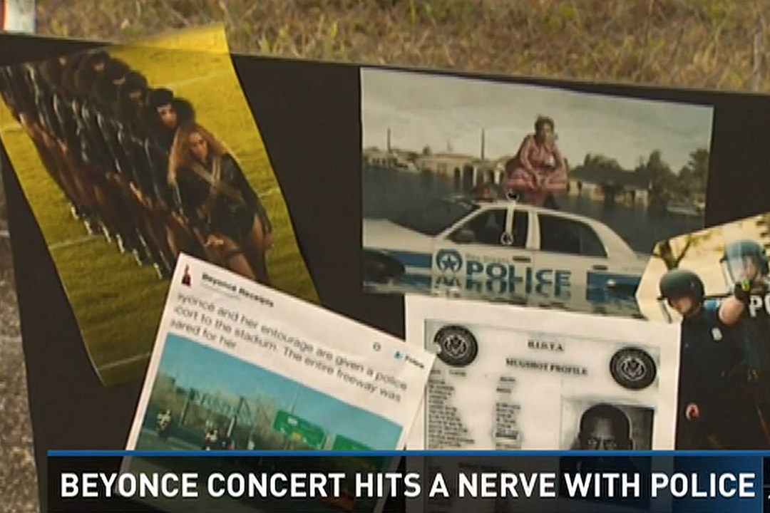 Beyonces Formation Concert Protested by Houston Cops [VIDEO] news