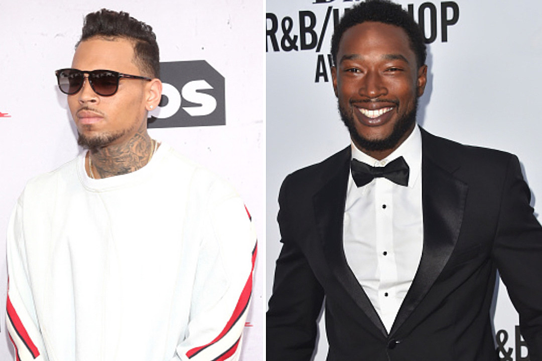 Chris Brown Blasts Former Collaborator Kevin McCall news