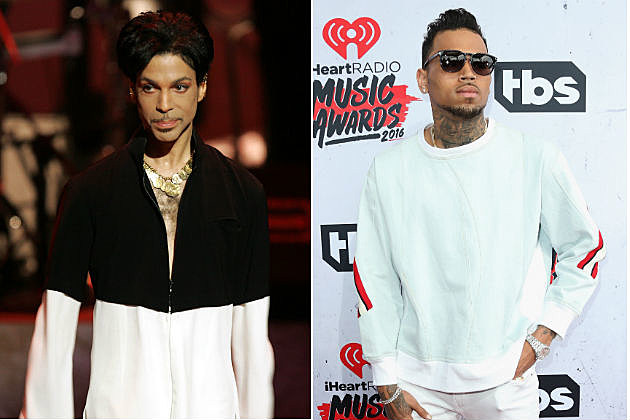 Prince Wanted to Mentor Chris Brown, Invited Singer to Paisley Park news