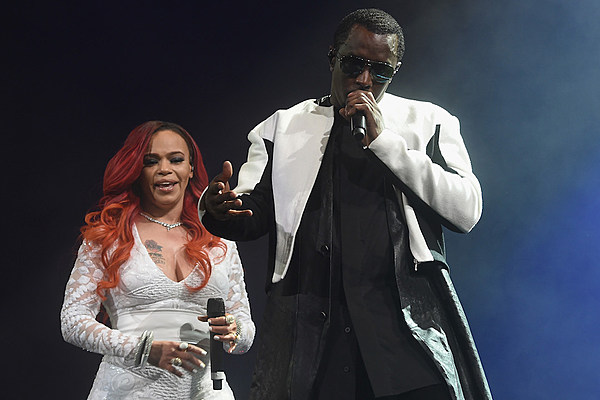 Faith Evans Is Being Sued Over a Bad Boy Reunion Tour Stop news