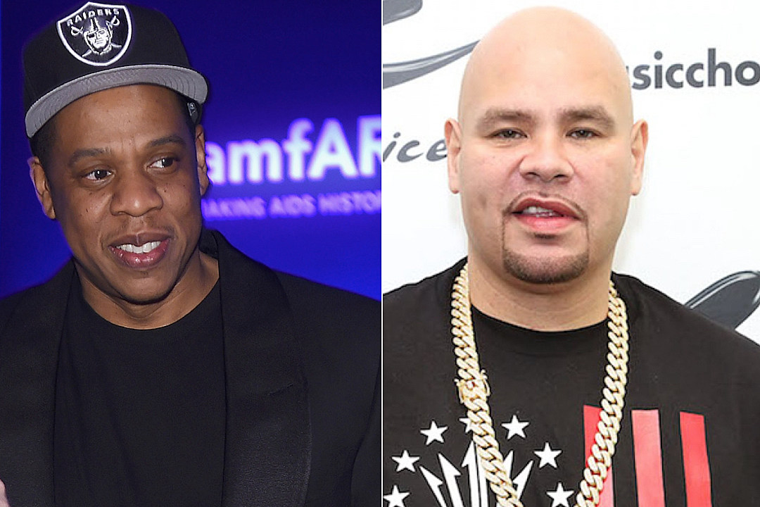 Jay Z Fat Joe