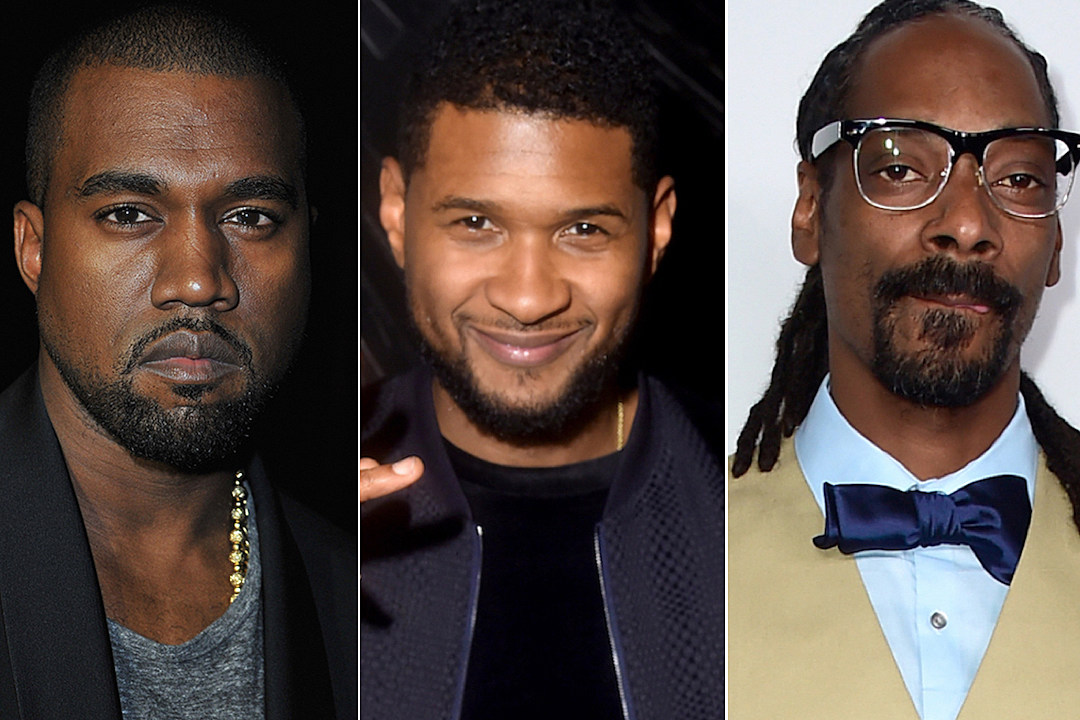 Happy Mother's Day: Kanye West, Usher Snoop Dogg & More Salute Their Moms news