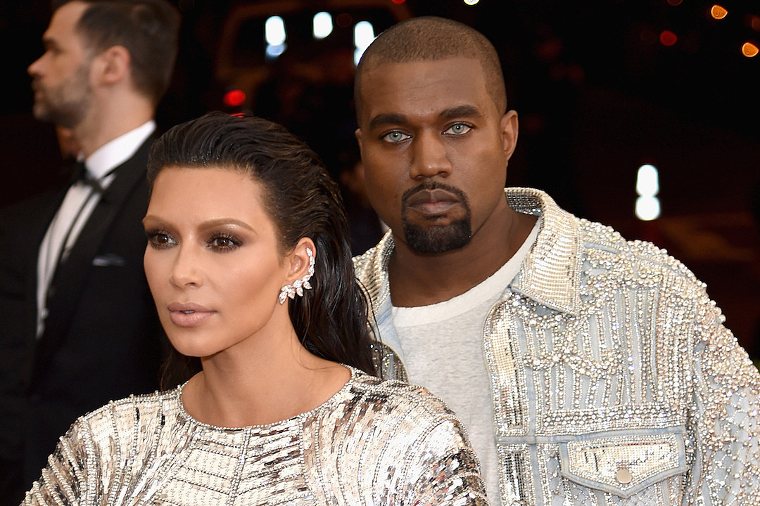 Ripped jeans and silver contacts because...Kanye | Photo: AP Images #MetGala... instagram