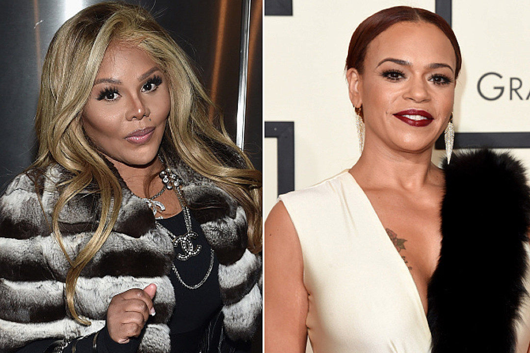Faith Evans Is Being Sued Over the Bad Boy Reunion Tour news
