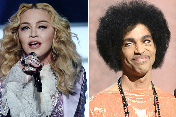 Madonna Addresses Critics Over Her Prince Tribute: 'Deal With It!' news