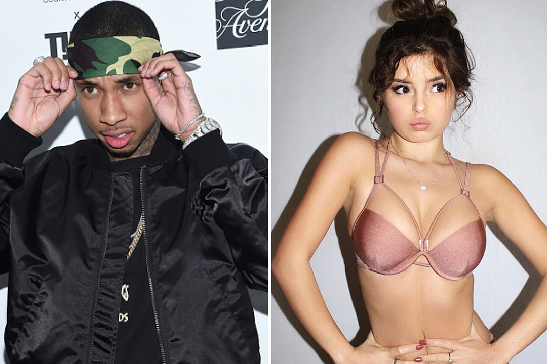 Tyga Rebounds With Lingerie Model Demi Rose Mawby [PHOTOS] news
