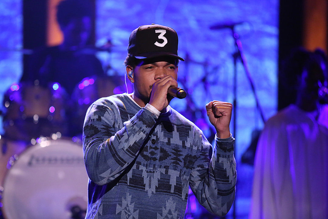 Chance the Rapper Co Signs Fans' Petition for Grammys to Consider Awarding Mixtapes news