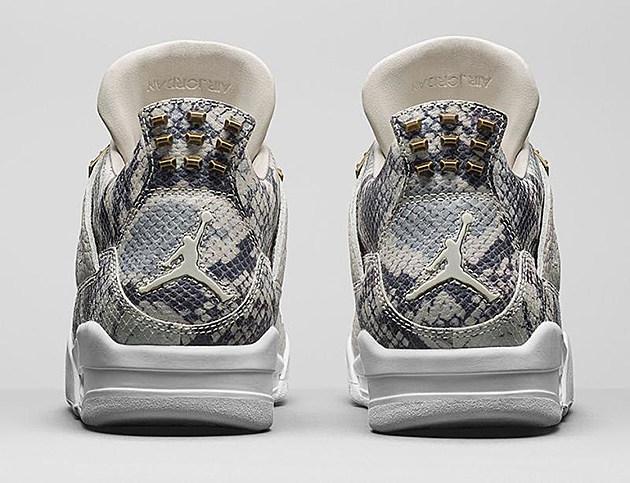 Air Jordan 4 Premium Light Bone