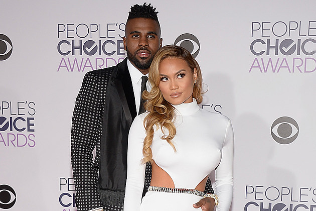 Jason Derulo and Model Daphne Joy Call It Quits news