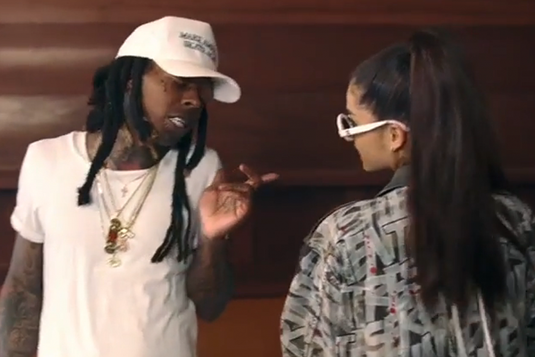 Ariana Grande Let Me Love You ft. Lil Wayne new videos