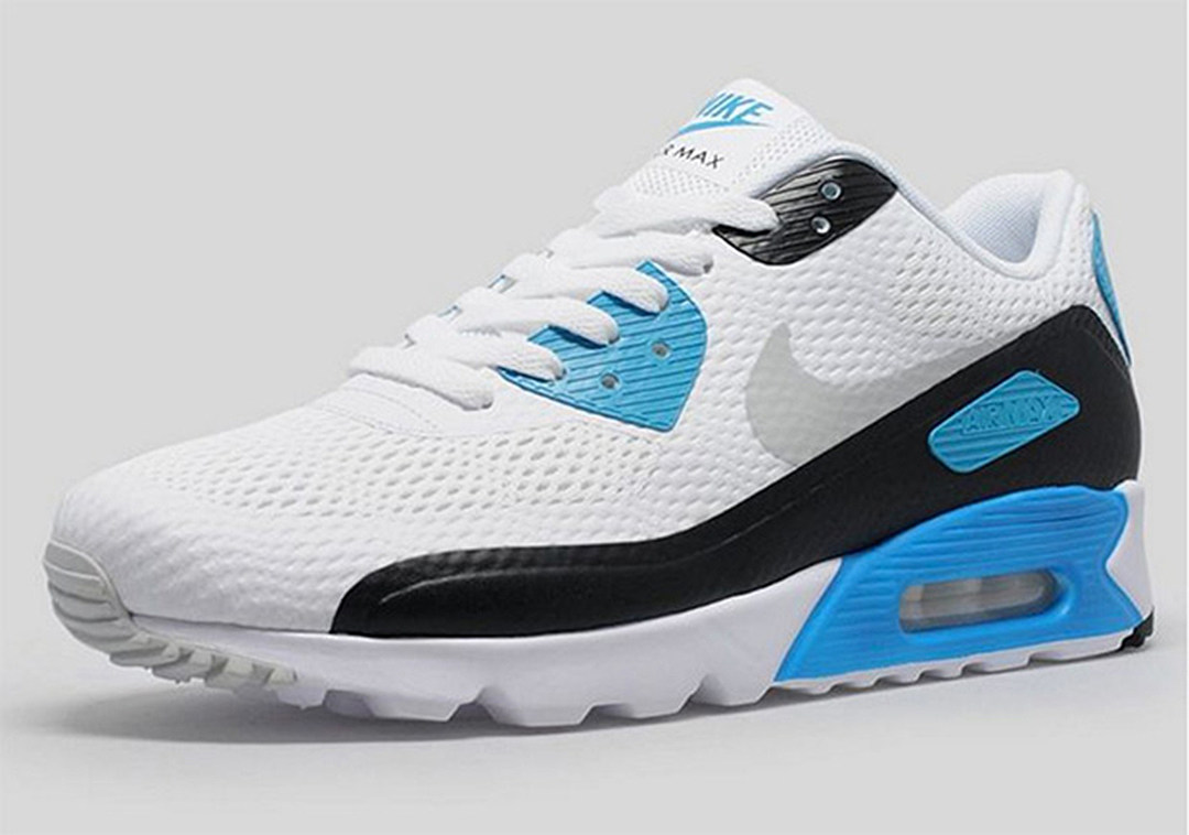 the latest b7e27 93fcb best nike air max 90 blue foot locker d103c c00a4
