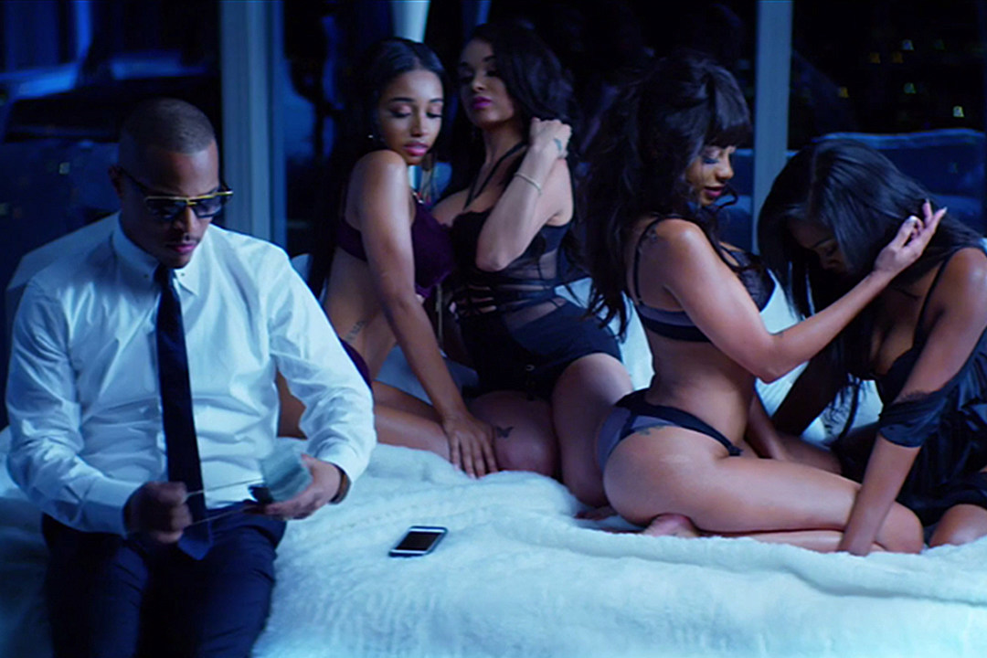 T.I. Ft. Marsha Ambrosius Dope new videos