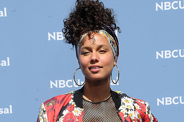 Alicia Keys Launches #... Alicia Keys