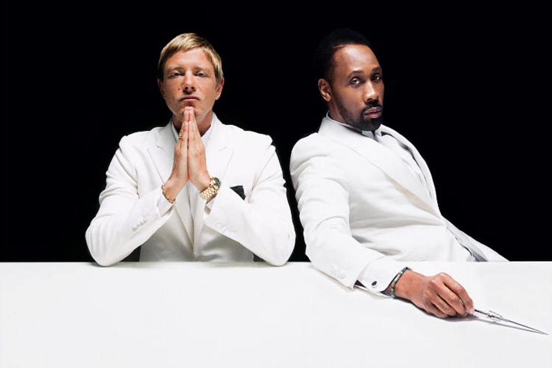 RZA and Paul Banks Talk New Group, Banks & Steelz [VIDEO] news