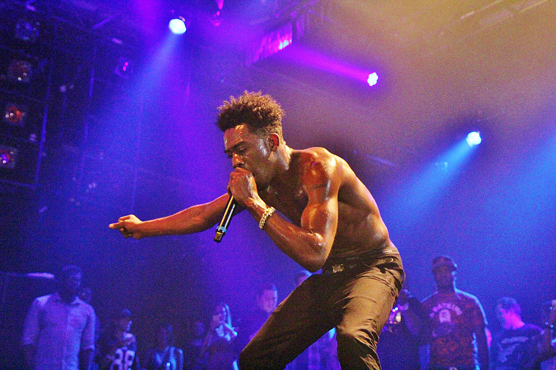 "Desiigner on His Newfound Fame: ""I Can't Step Outside My House Now"" news"