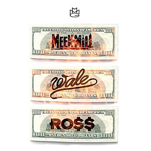 Rick Ross, Meek Mill and Wale Team Up on 'Make It Work' news
