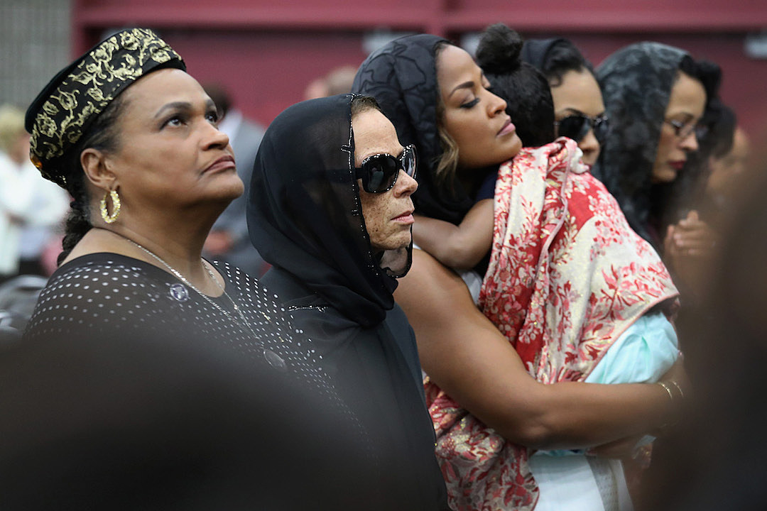 Islamic Funeral Prayer Program Held For Muhammad Ali In Louisville