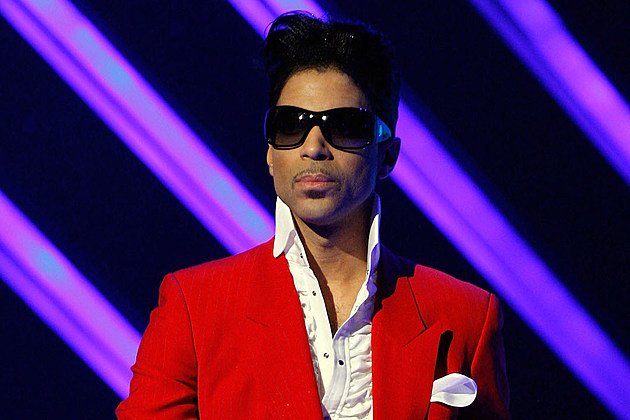 Prince Honored His Late Girlfriend Vanity at His Australian Show news