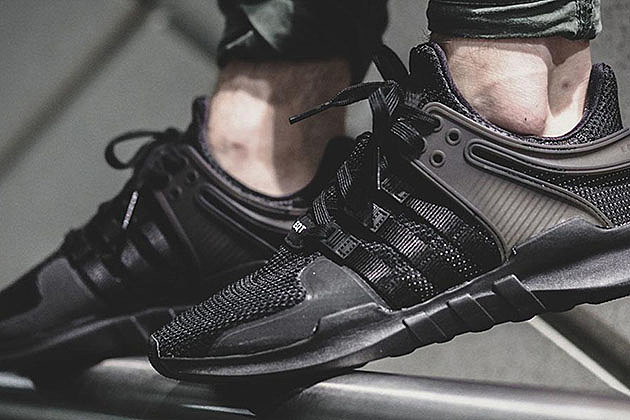 adidas EQT Support ADV Shoes Black adidas Ireland