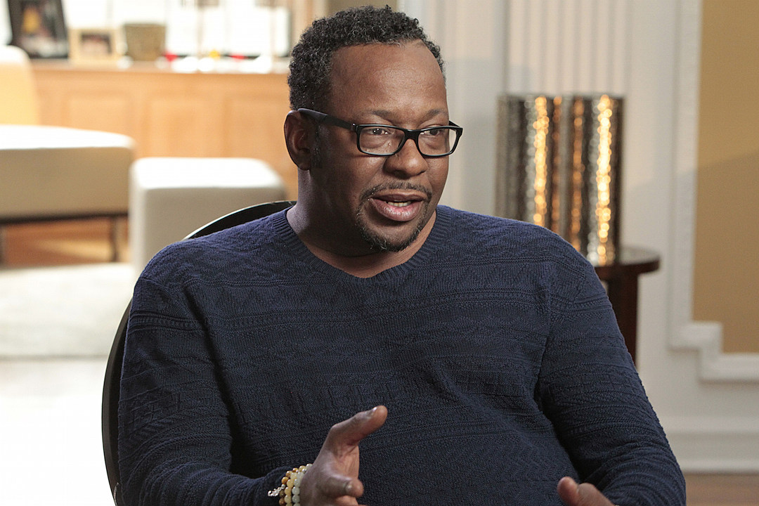 Bobby Brown Suing to Stop TV One from Airing 'Bobbi Kristina' Biopic