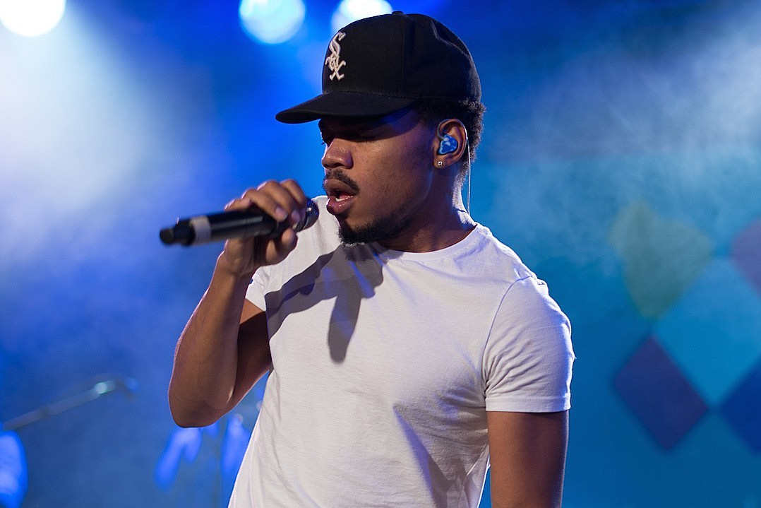 Watch Chance the Rapper Debut Spiritual 'Blessings' on 'Fallon' news