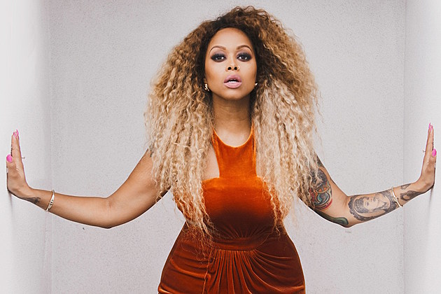 Chrisette Michele On 'Milestone,' Second Chances and Reconciling With Rick Ross news