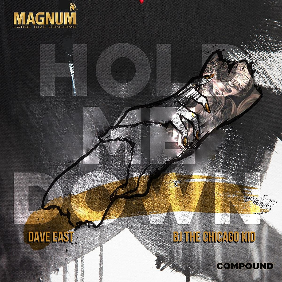 """Dave East and BJ the Chicago Kid Drop """"Hold Me Down"""" news"""