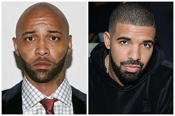 Joe Budden Claims Drake Bet Him $10,000 He Couldn't Make 25 Diss Tracks news