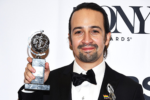 'Hamilton' Takes Home 11 Tony Awards: 'We Live Through Times When Hate and Fear Seem Stronger' news