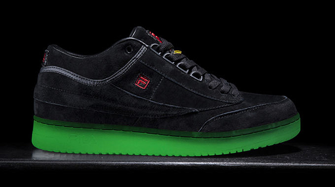 Nas x Fila Ghostbusters Pack news