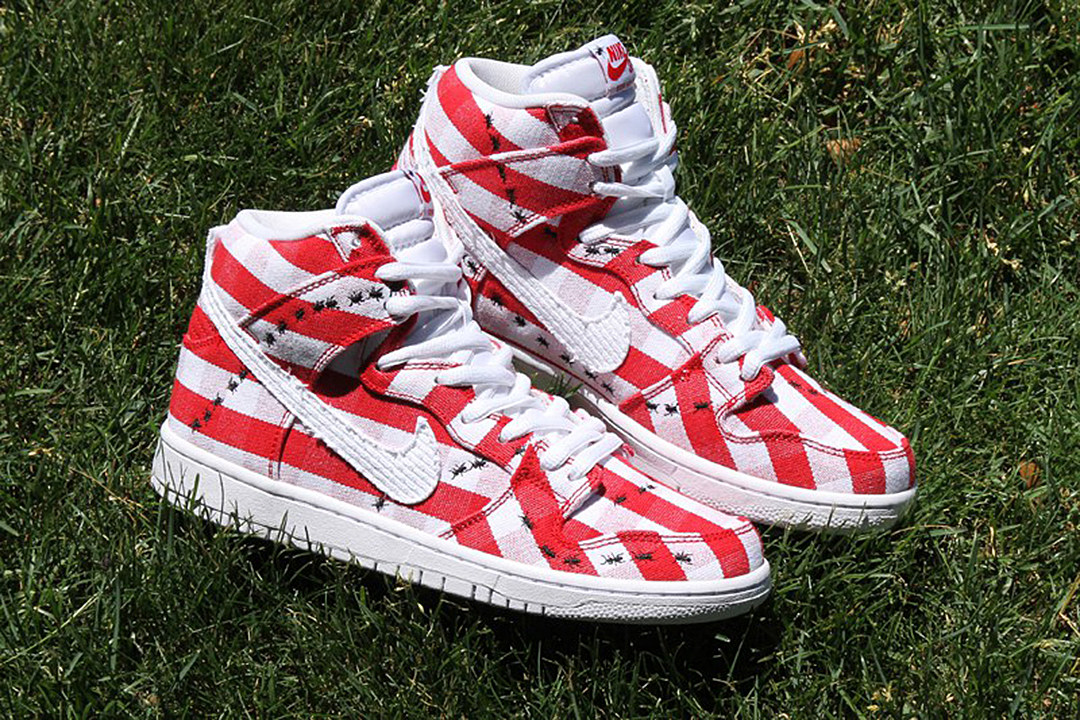 nike sb dunk high picnic