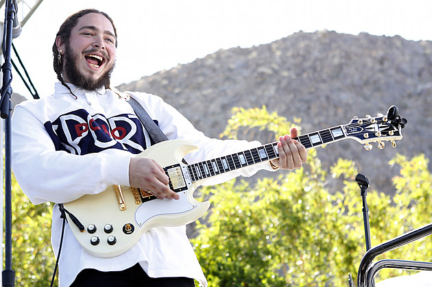 Post Malone Vs. XXL: 'I Didn't Want To Do the Cover Because I Was Tired' news