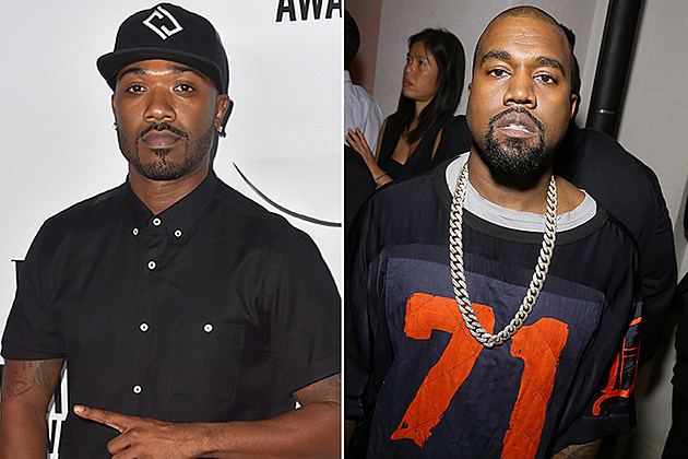 Ray J May Sue Kanye West for 'Famous' Video news