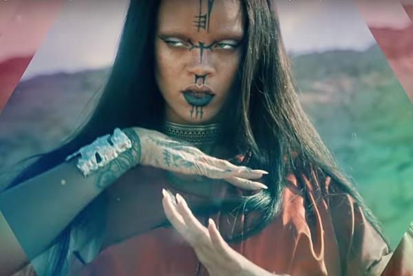Rihanna Sledgehammer (OST Star Trek Beyond ) new videos