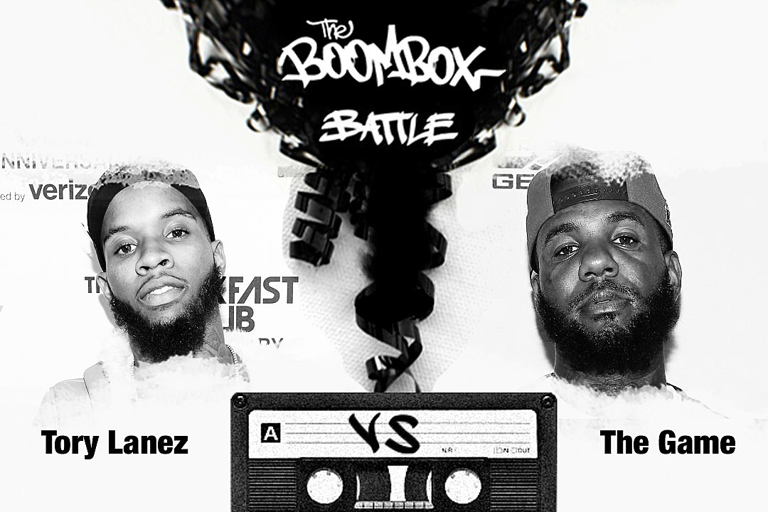 Tory Lanez vs. The Game — The Boombox Battle news