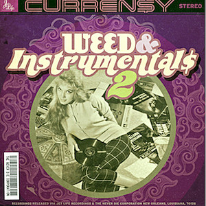 Curren$y's 'Weed & Instrumentals 2′ Is Available for Streaming news