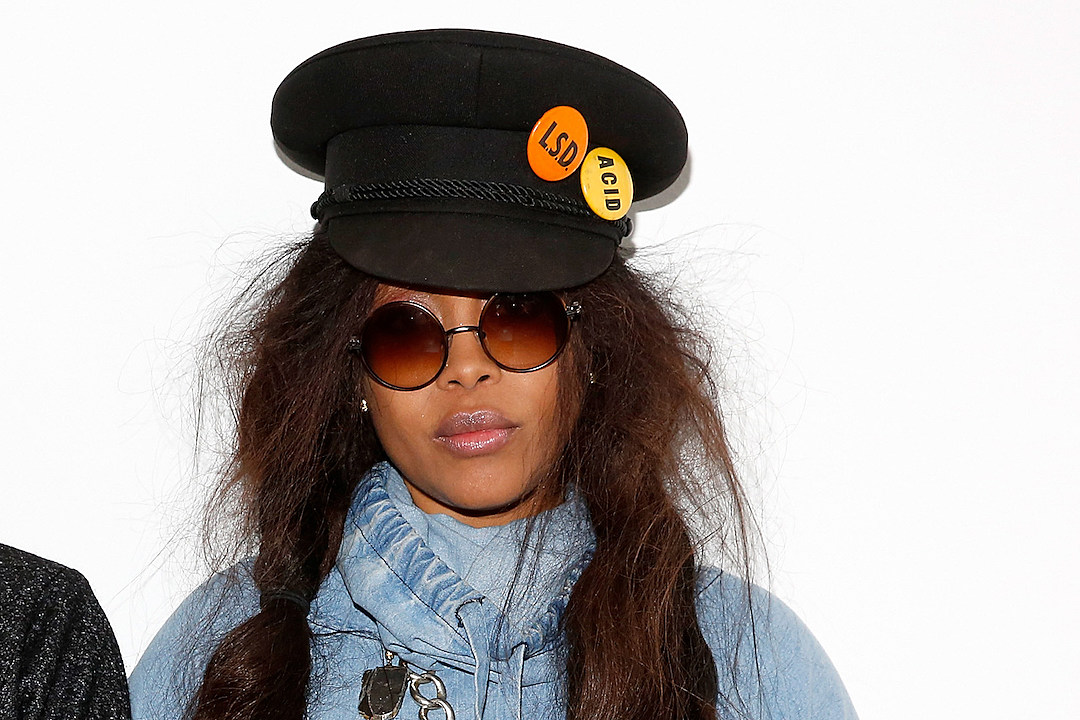 Watch Erykah Badu in the Official Trailer for Nas Produced Film The Land news