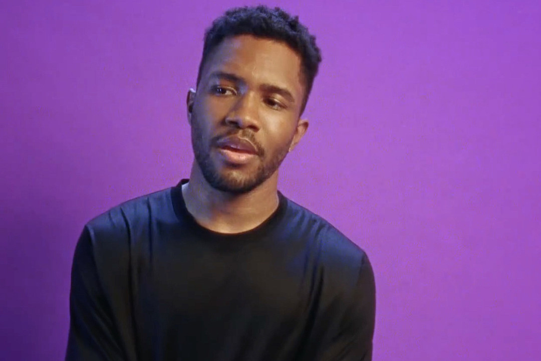 This Director Says Hes Behind Frank Oceans Livestream news