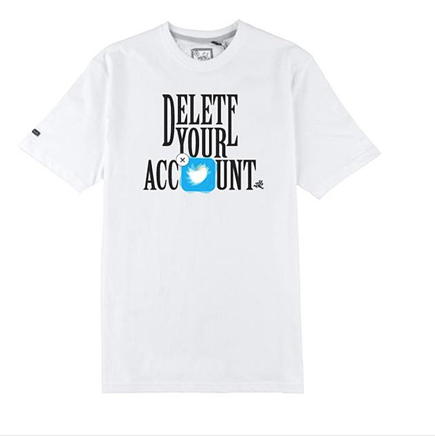 Pusha T Backs Hillary Clinton With 'Delete Your Account' T Shirt [PHOTO] news