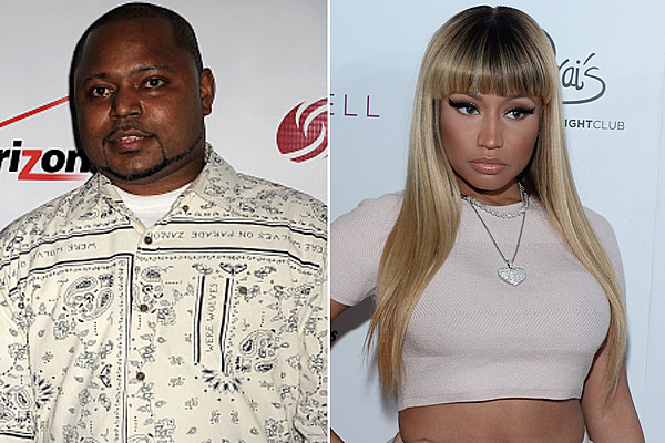 Nicki Minaj's Brother Facing Divorce in the Midst of Rape Case news