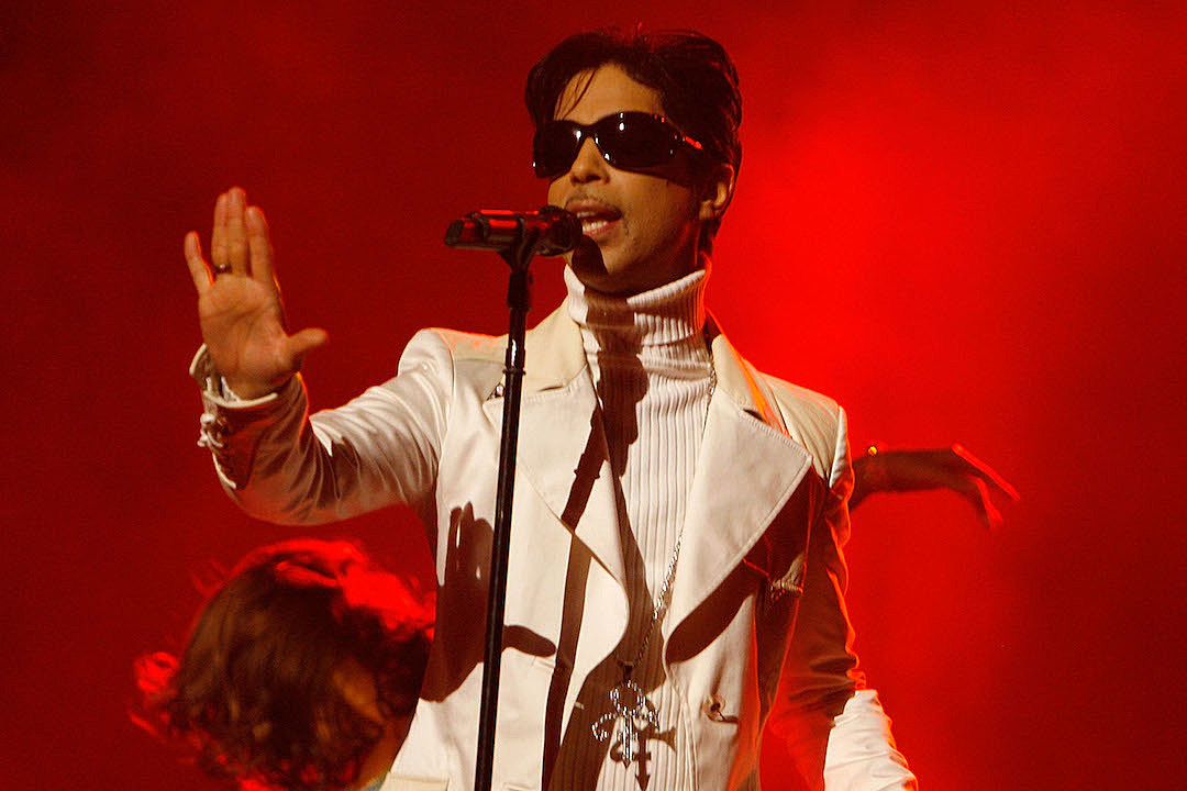 Prince Protégée Recounts Scary Emergency Plane Landing Days Before His Death news