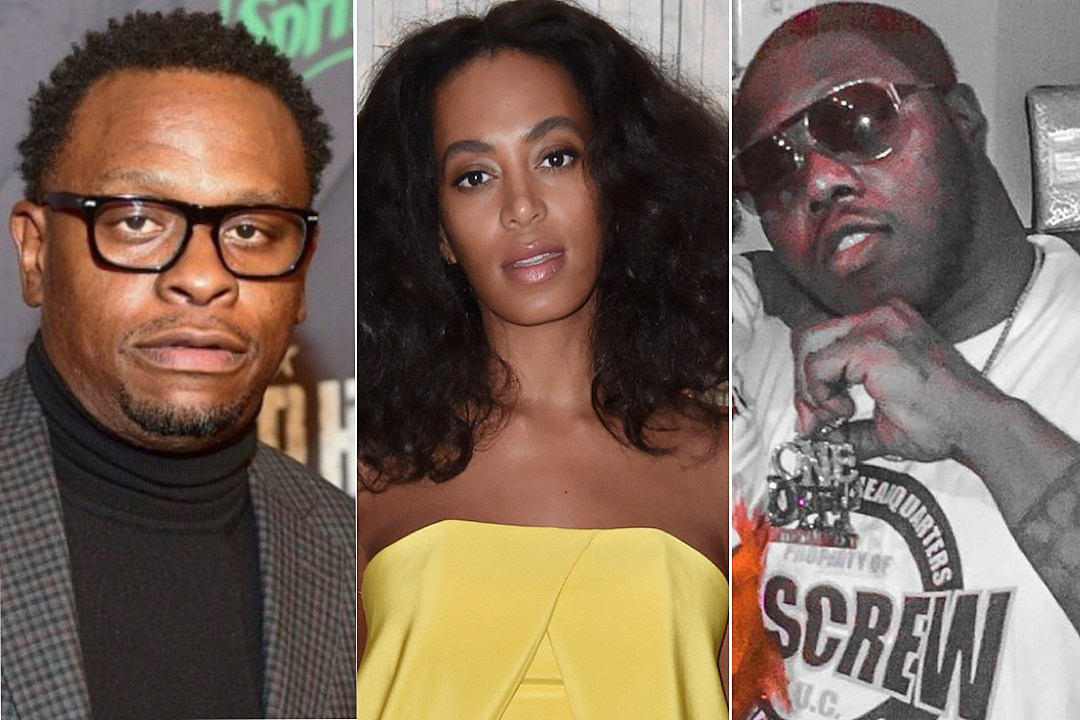 Scarface, Solange and Z Ro Respond to Shooting Deaths with Powerful Music news